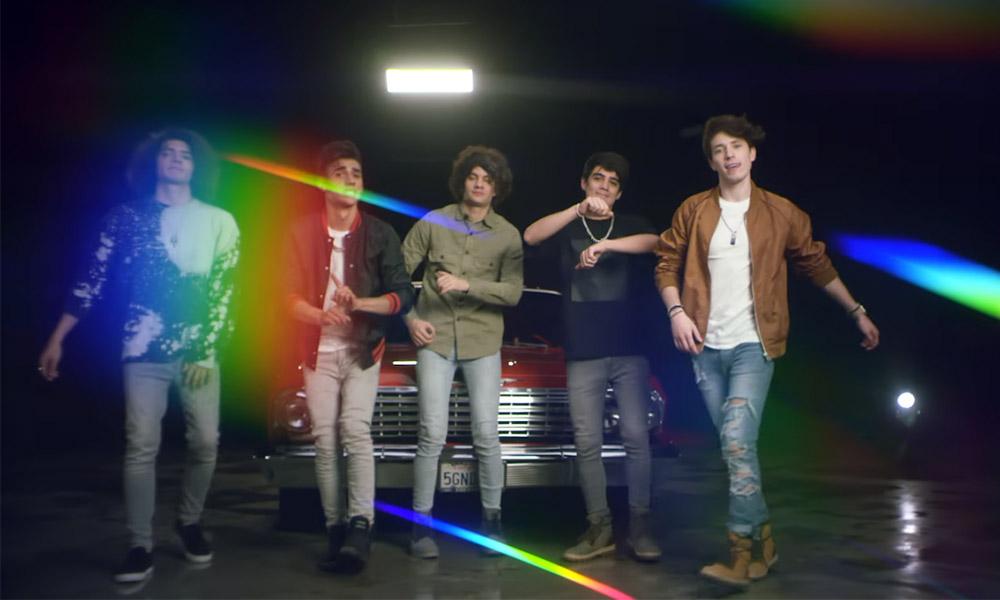 Nadie Te Amará, o novo videoclipe da CD9, foi gravado em Los Angeles