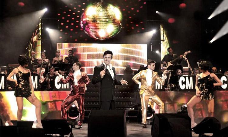 Carlos Marin, o espanhol do Il Divo, vem ao Brasil para show em agosto