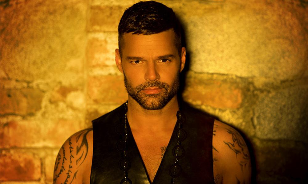 Ricky Martin está voltando com novo single!