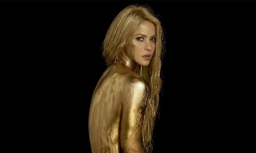 Shakira está trabalhando em novo disco