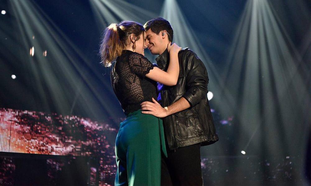 Amaia e Alfred já estão em Lisboa para o Eurovision 2018
