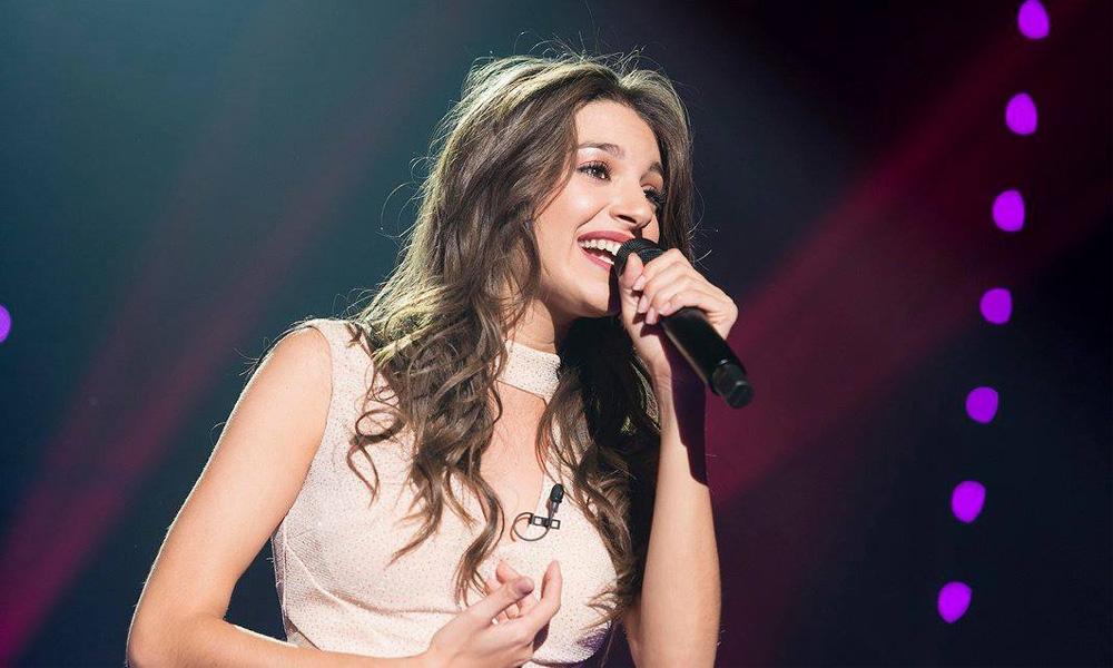 Ana Guerra, ex-participante do Operación Triunfo, canta a música-tema da série Fugitiva