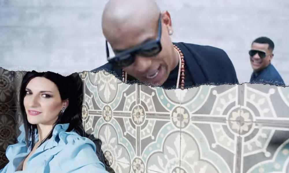 Laura Pausini lançou videoclipe do remix latino de Nadie Ha Dicho com o Gente de Zona
