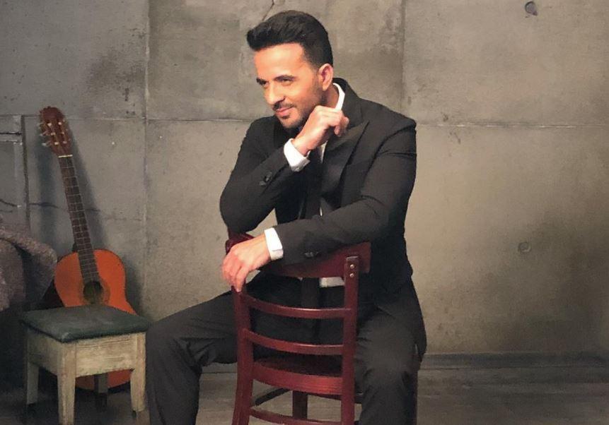 Luis Fonsi grava com produtores de Despacito
