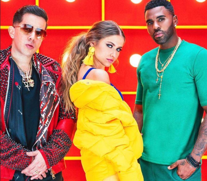 1,2,3 é o novo single da Sofia Reyes