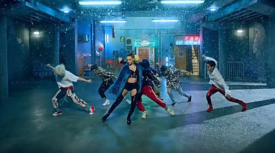 Leslie Grace cai no K-Pop com Super Junior