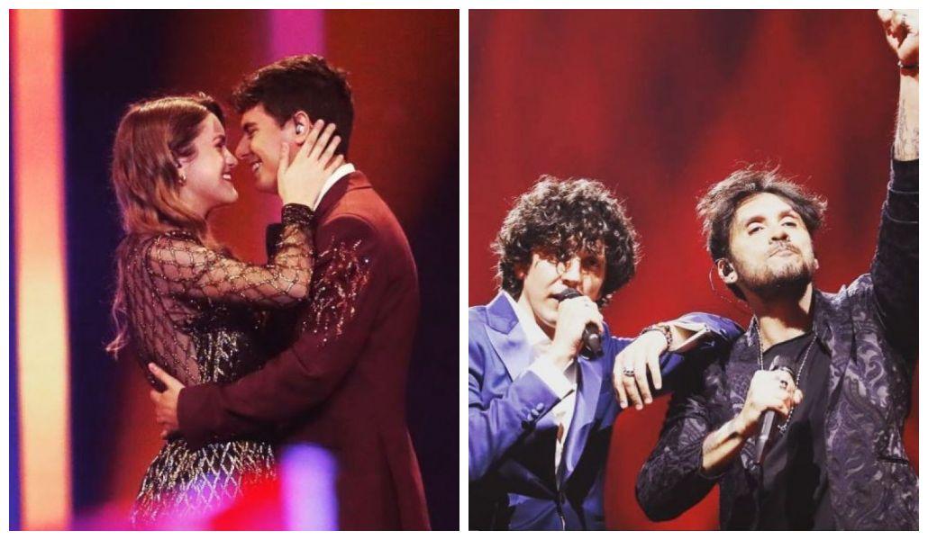 O Eurovision para Itália e Espanha