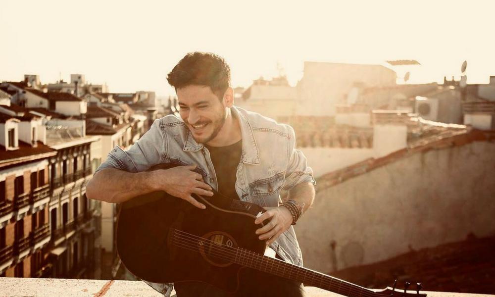Esta Vez é o single que antecipa o primeiro disco de Luis Cepeda, do OT 2017