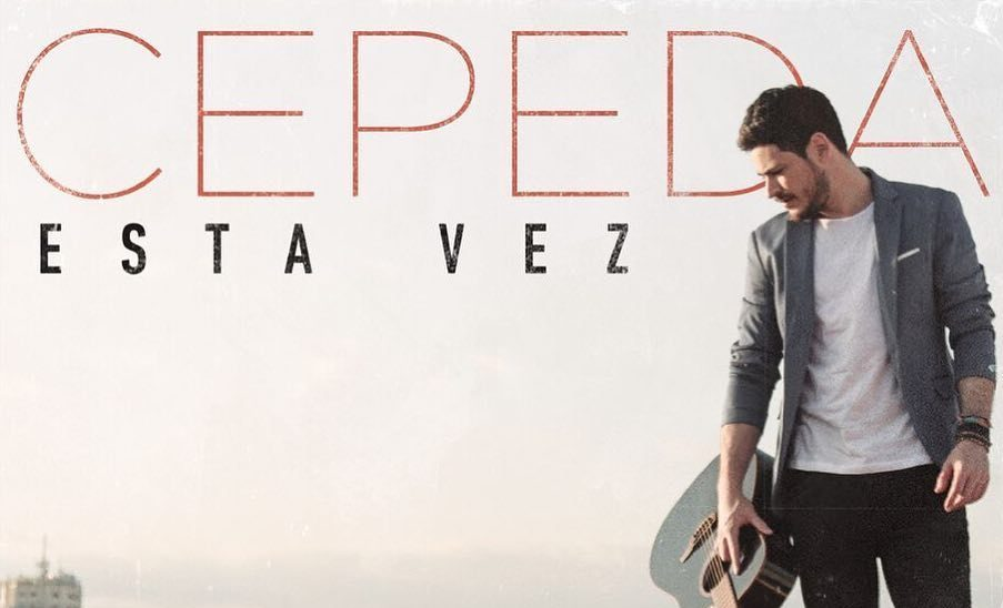 Esta Vez é o primeiro single do Cepeda depois do fim do OT 2017