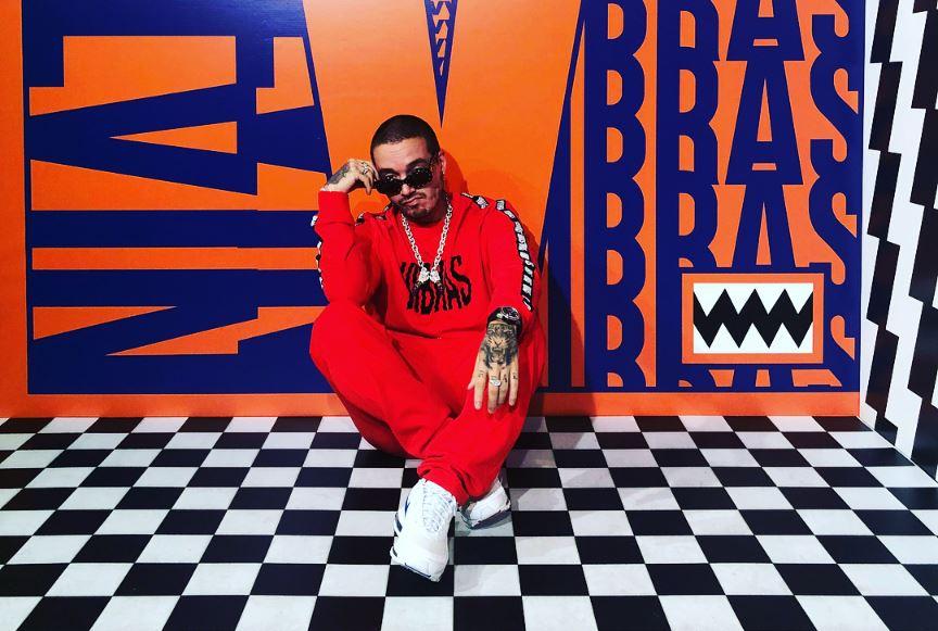 Vibras é o novo álbum de J Balvin