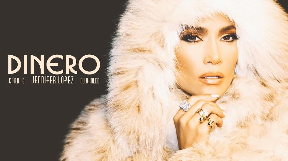 Dinero é o novo single de Jennifer López