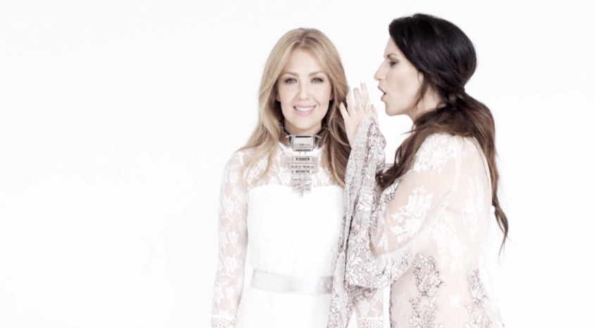Laura Pausini e Thalia: as rainhas brigaram?