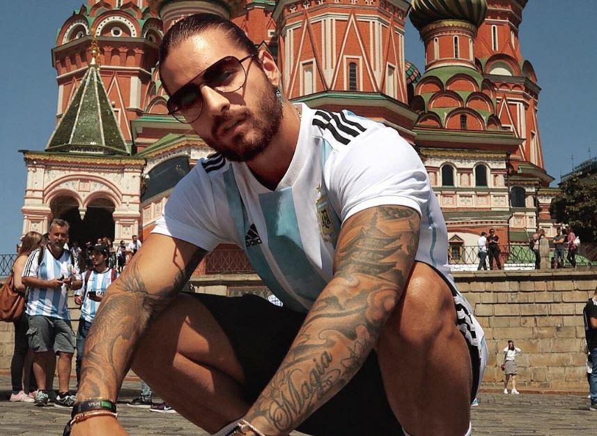Maluma foi roubado em R$ 3 milhões na Rússia