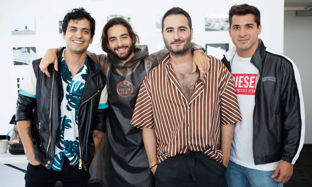 Novo single do Reik é Amigos Con Derechos feat. Maluma