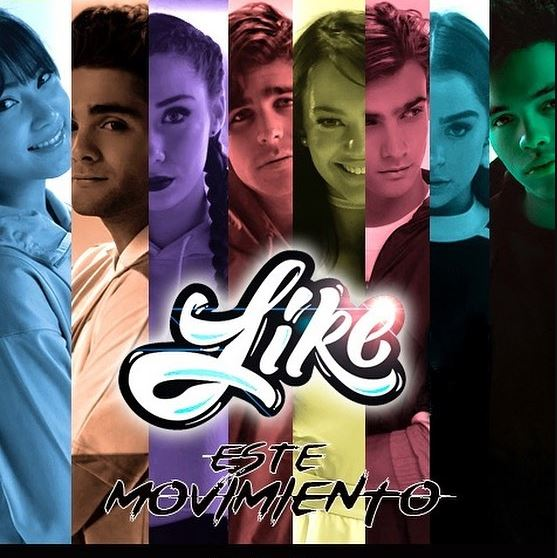 Este Movimiento é o primeiro single do Like