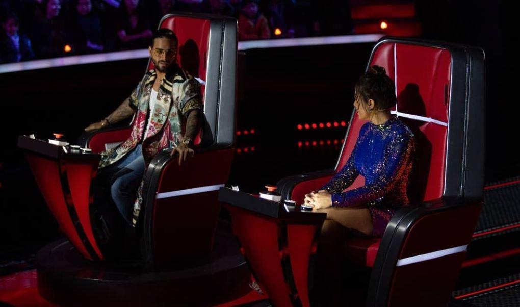 Anitta e Maluma são coaches no La Voz México