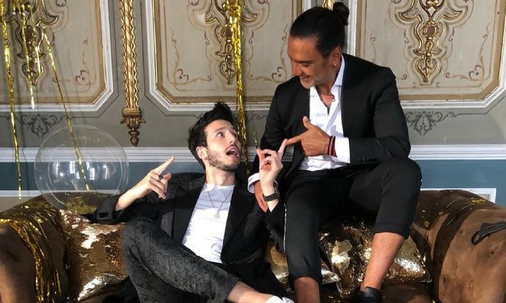 Alejandro Fernandez e Sebatian Yatra se encontram na inédita Contigo Siempre