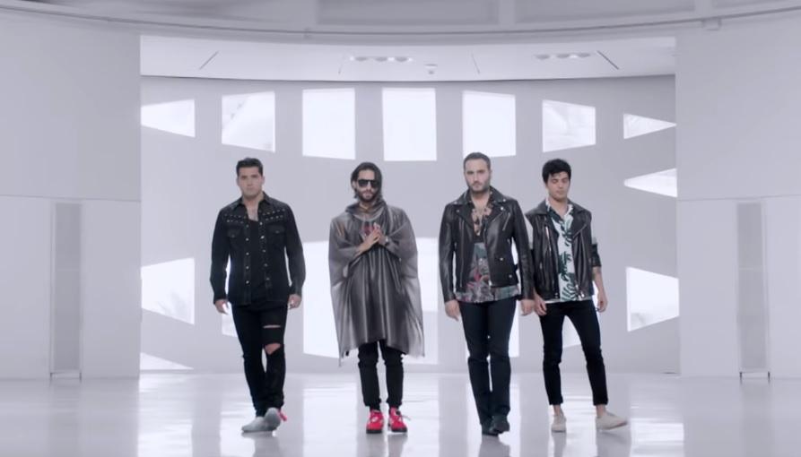 Reik caiu de vez no reggaetón com Maluma