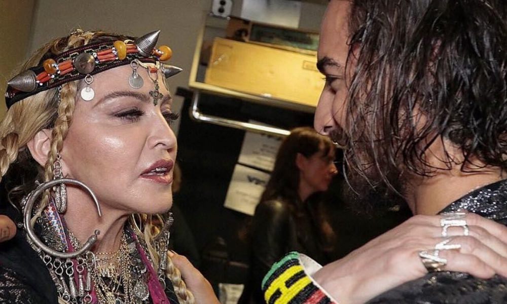 Maluma revelou sonho de gravar com Madonna