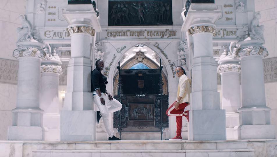 Ozuna lança clipe de parceria com Akon