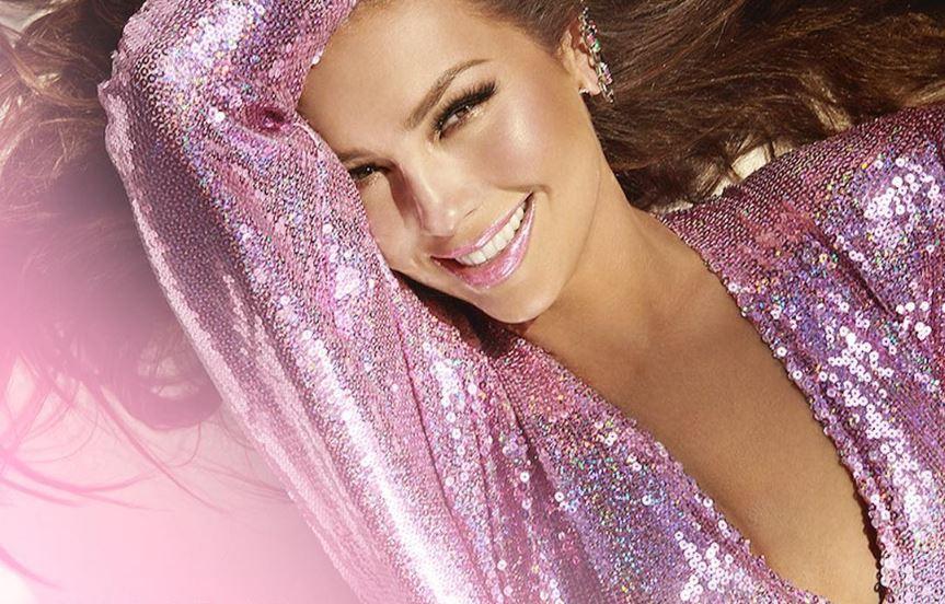 Thalia lançará novo disco em outubro
