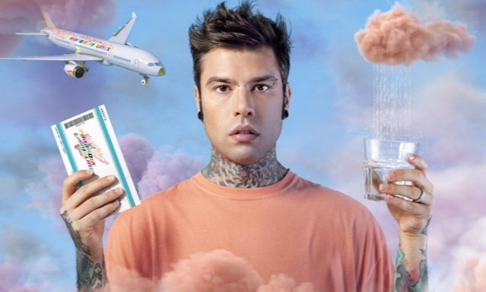 Paranoia Airlines é o nome do novo disco do Fedez