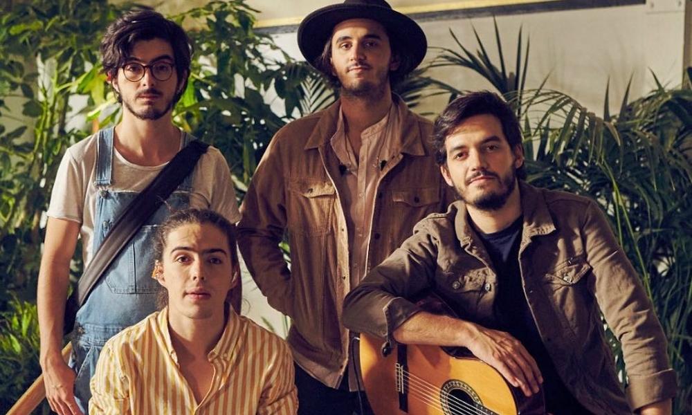 Morat lançou versão acústica do disco Balas Perdidas