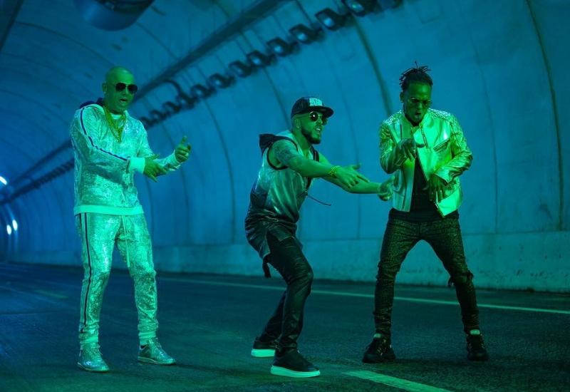 Callao feat. Ozuna é o último single de Wisin y Yandel antes da chegada do disco que marca o retorno da dupla