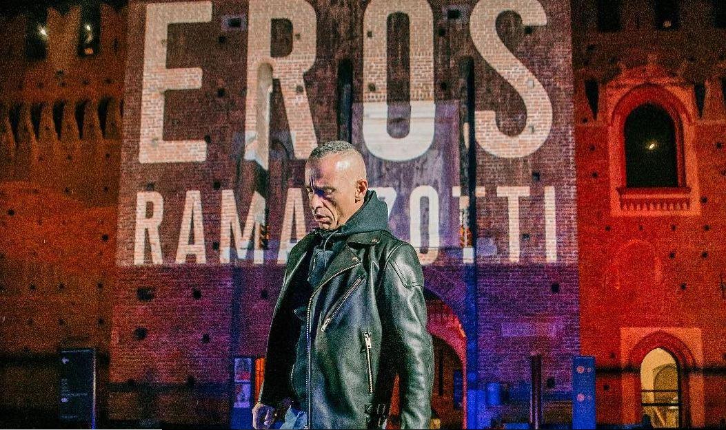 Eros Ramazzotti vem ao Brasil em 2019