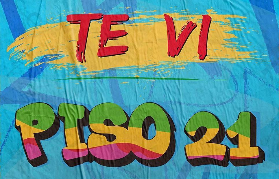 Te Vi é o novo single do Piso 21
