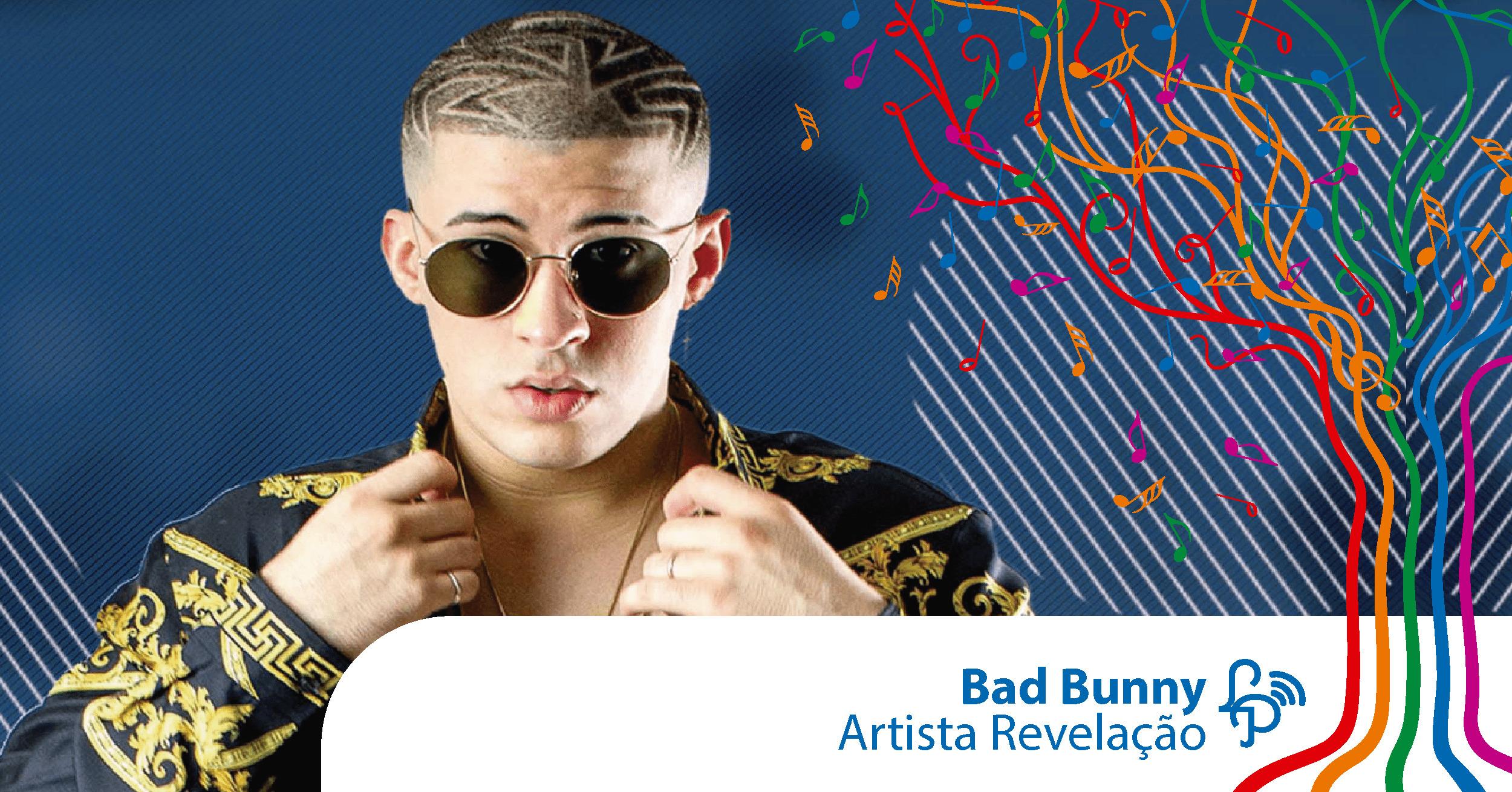 Bad Bunny é uma das revelações da música latina em 2018