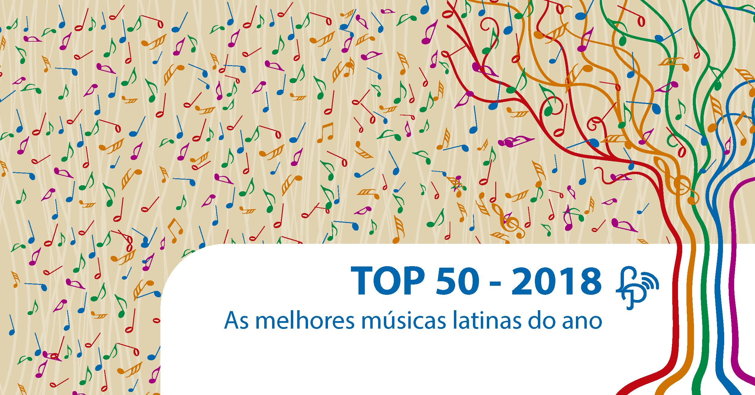 TOP 50 LatinPop Brasil