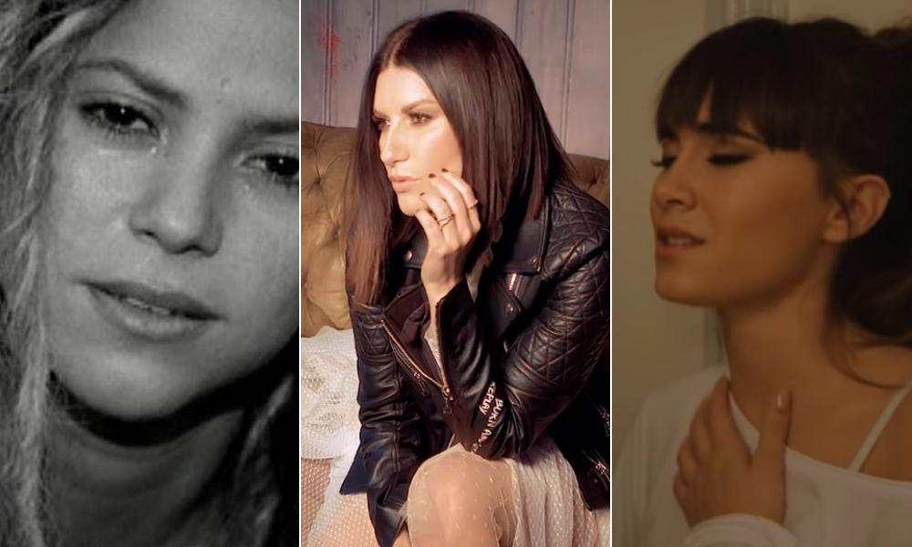 Shakira, Laura Pausini e Aitana em uma playlist especial com músicas latina para a Blue Monday, o dia mais triste do ano