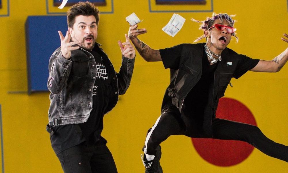 La Plata feat. Lalo Ebratt é o novo single do Juanes