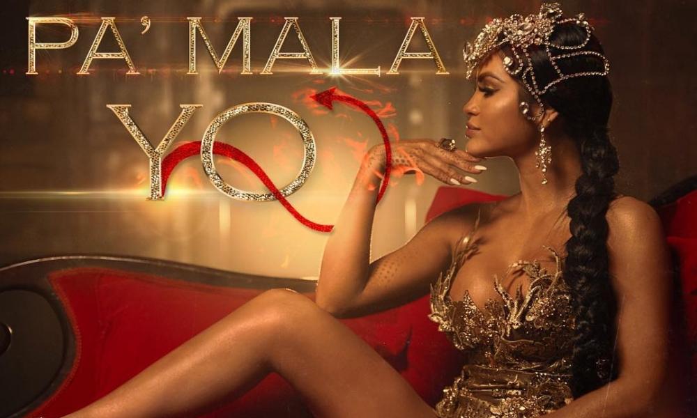 Natti Natasha arrasa com single sensual: Pa' Mala Yo