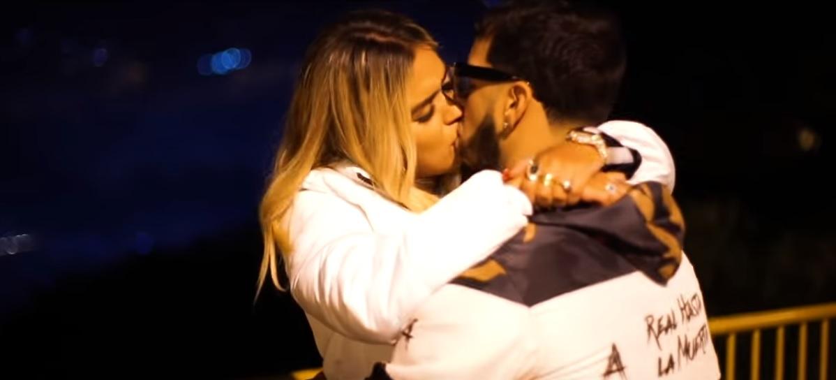 Karol G e Anuel AA são namorados