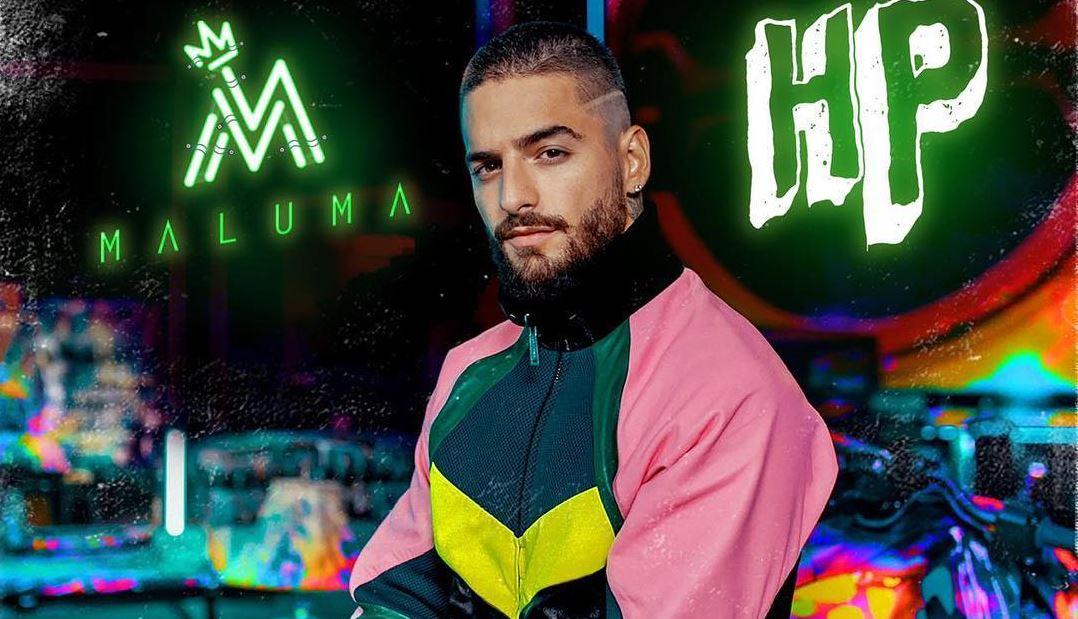HP é o primeiro single do Maluma em 2019