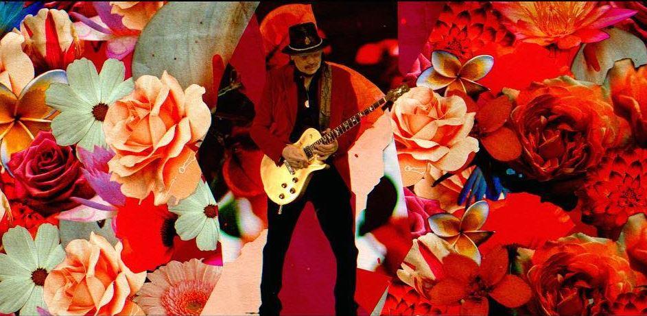 Santana tem novo single ao lado de Buika