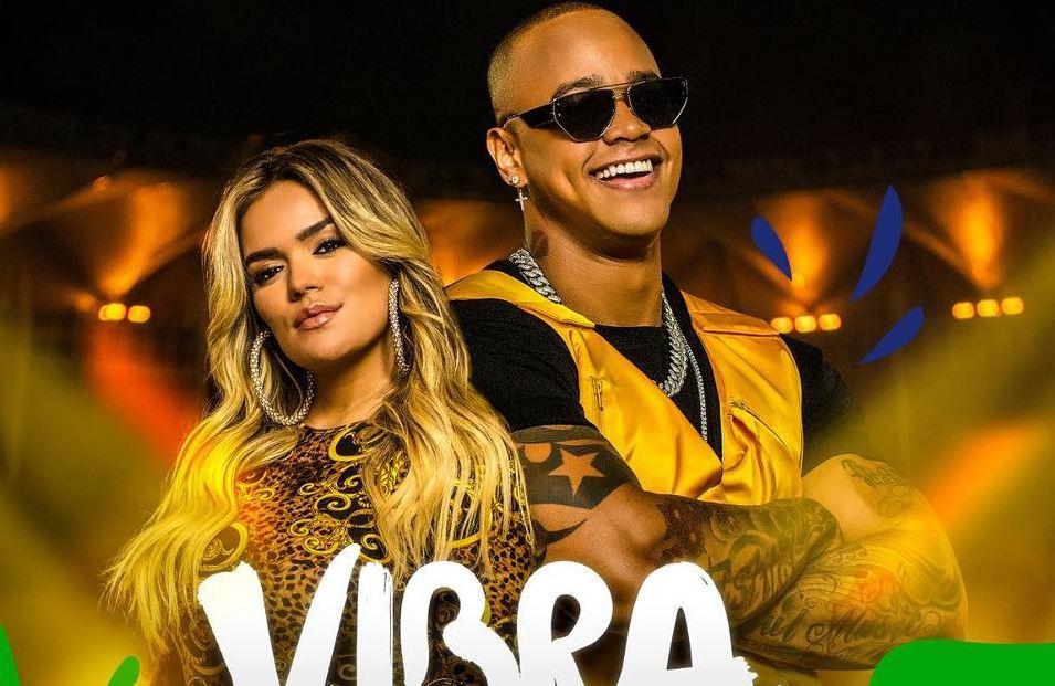 Karol G e Leo Santana cantam música-tema da Copa América