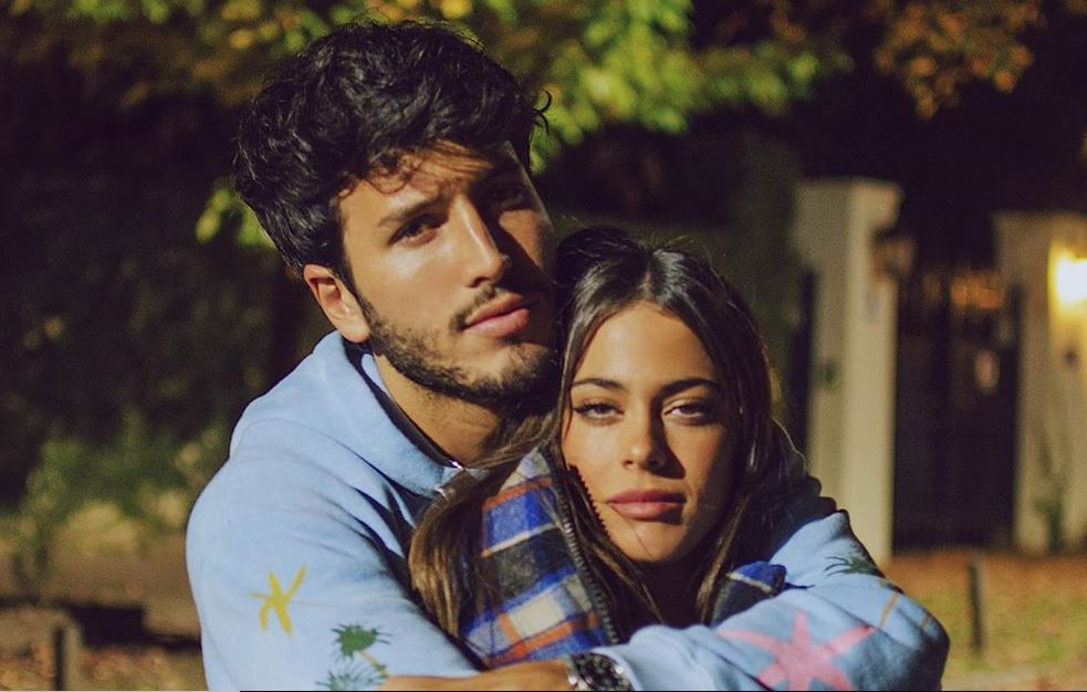 Sebastián Yatra e Tini são o novo casal da praça