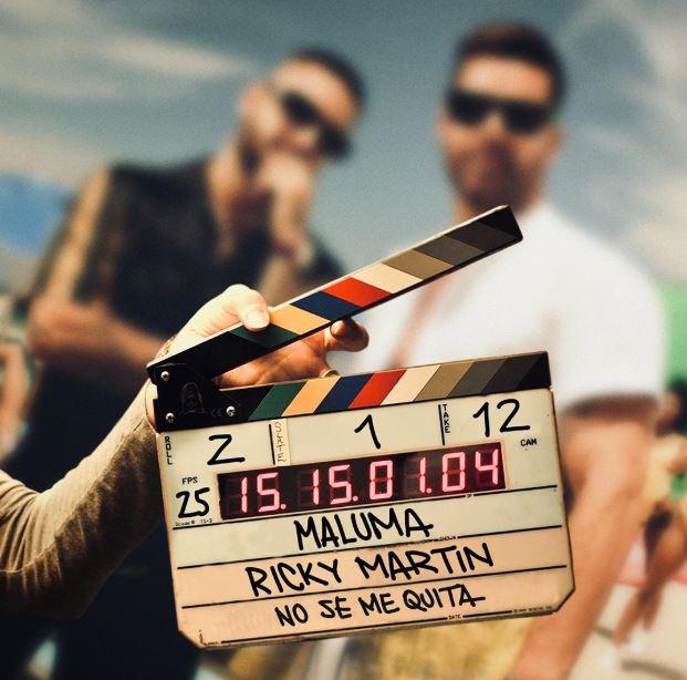 No Se Me Quita está no álbum 11:11, do Maluma