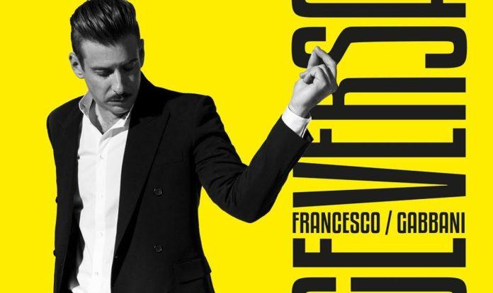Francesco Gabbani é super vendas na Itália