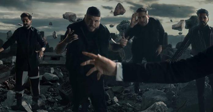Reik lança clipe com Camilo e Farruko