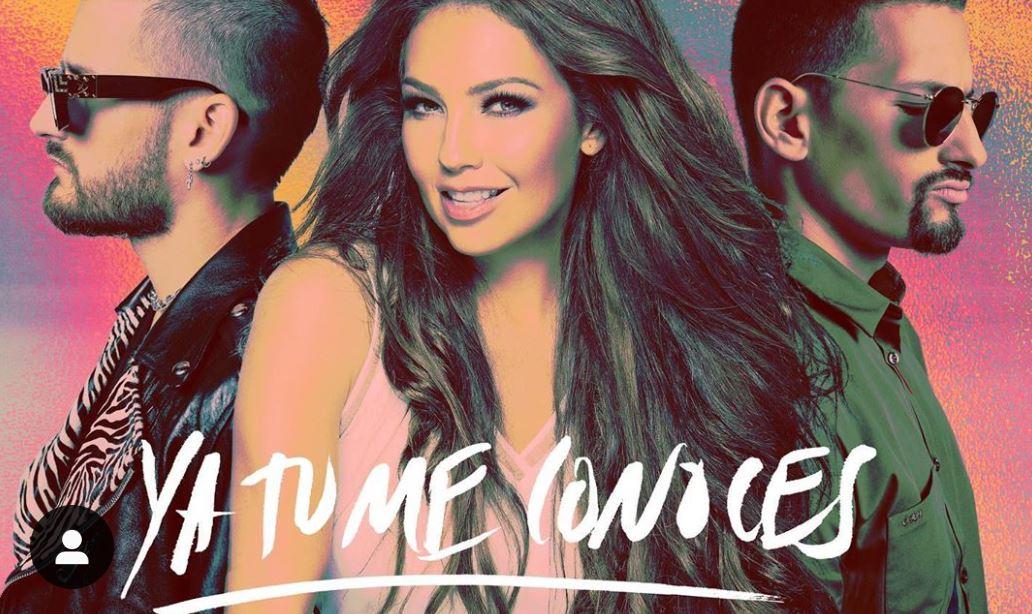 Thalia volta a apostar no reggaeton em novo single