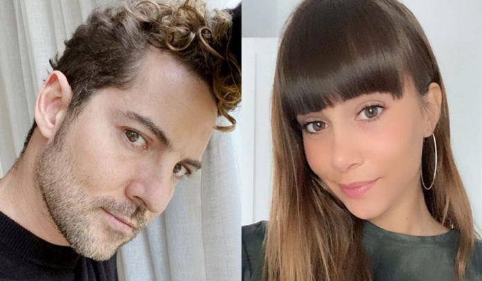 David Bisbal anuncia parceria com Aitana