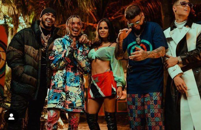 Rauw Alejandro lançou disco em 2019