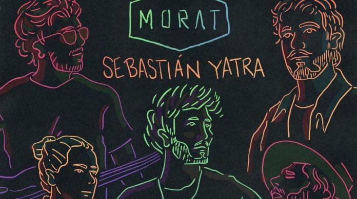 Bajo La Mesa é o novo single de Morat e Sebastián Yatra