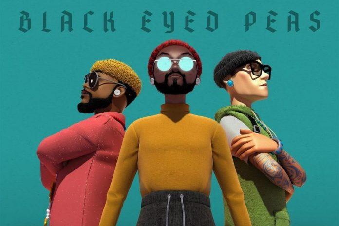 Black Eyed Peas vai lançar álbum latino