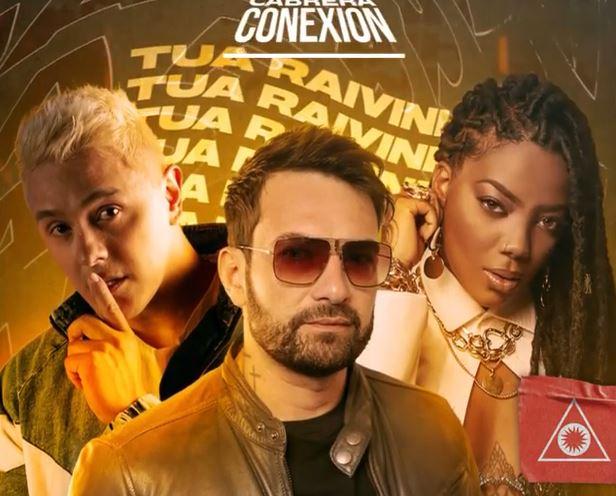 Cabrera vai lançar o disco Conexión