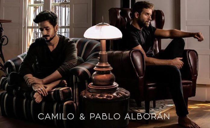 Camilo e Pablo Alborán anunciam parceria